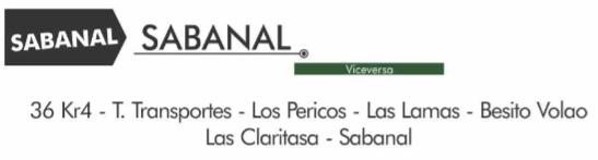 sabanal